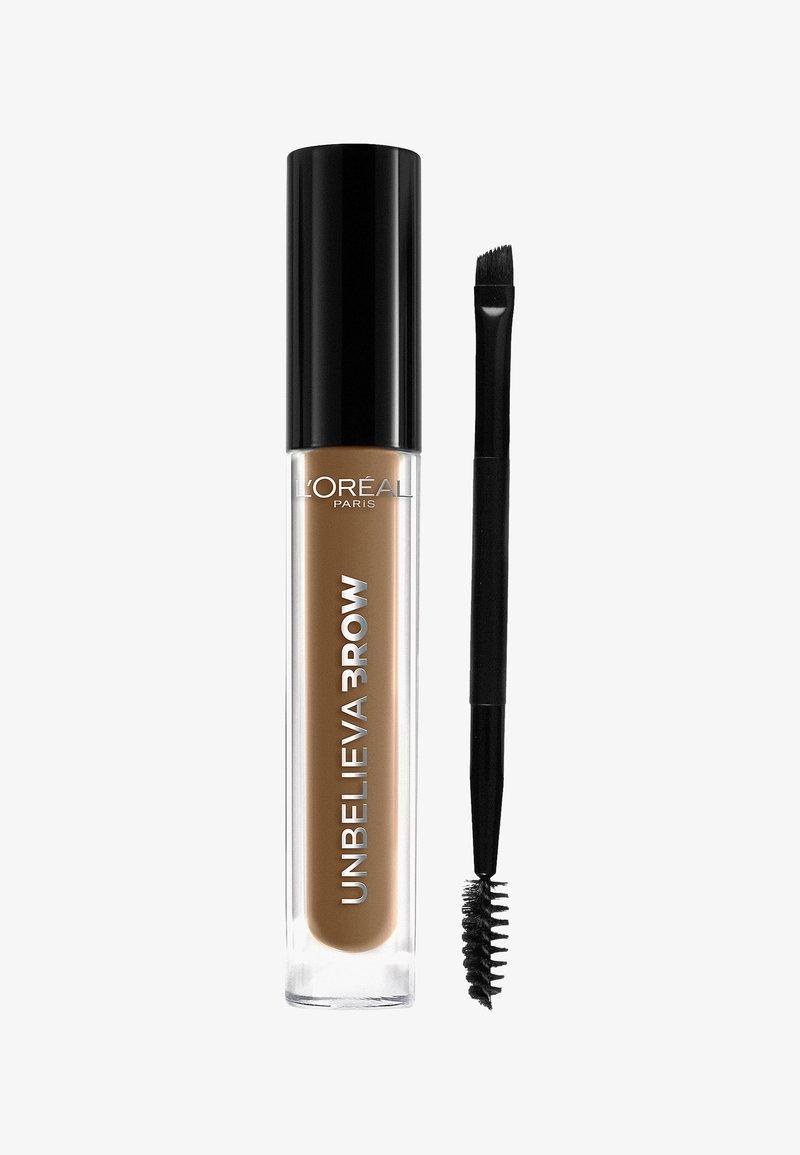 L'Oréal Paris - UNBELIEVABROW - Eyebrow gel - warm blonde
