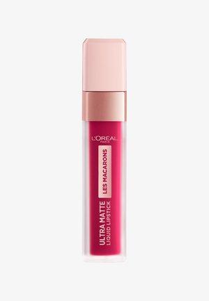 INFAILLIBLE LES MACARONS - Rouge à lèvres liquide - 838 berry cherie