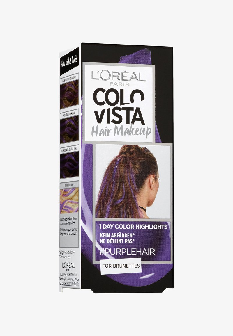 L'Oréal Paris Colovista - HAIR MAKEUP - Hair colour - 17 purplehair