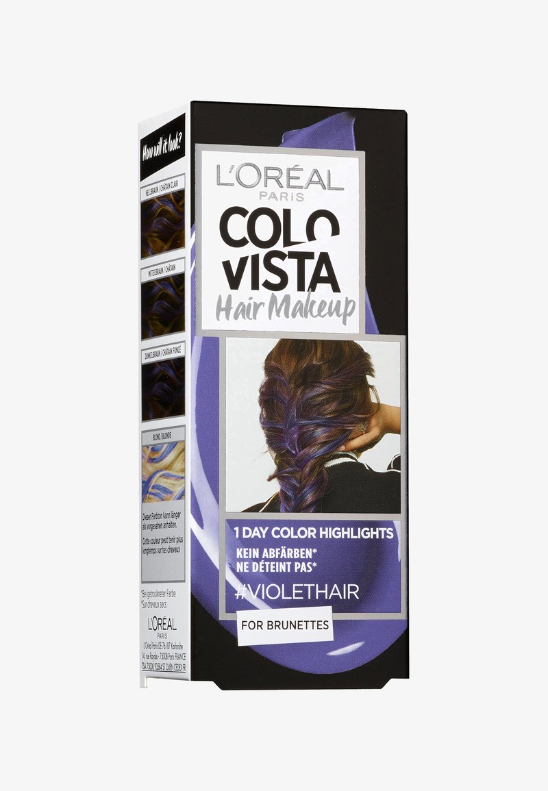 L'Oréal Paris Colovista - HAIR MAKEUP - Hair colour - 16 violethair