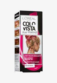 L'Oréal Paris Colovista - HAIR MAKEUP - Haarverf - 9 hotpinkhair - 0