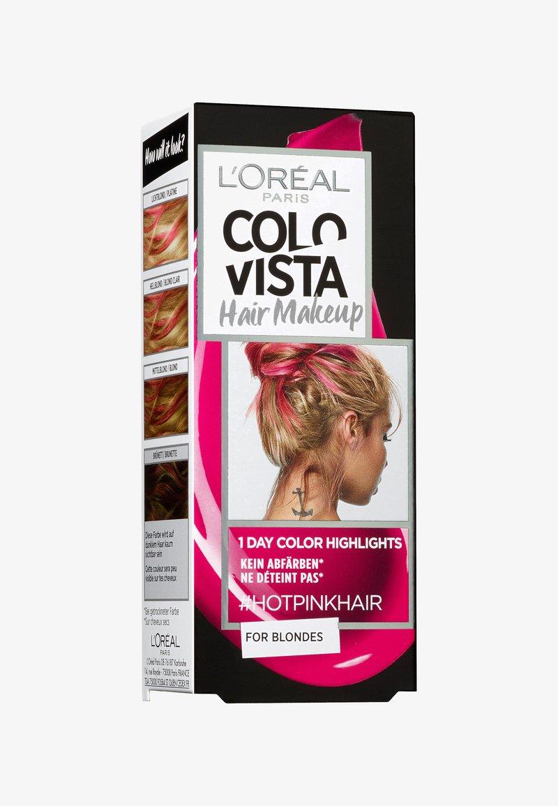 L'Oréal Paris Colovista - HAIR MAKEUP - Haarverf - 9 hotpinkhair