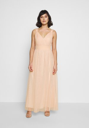 Suknia balowa - nude