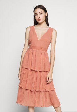 Vestito elegante - rose gold