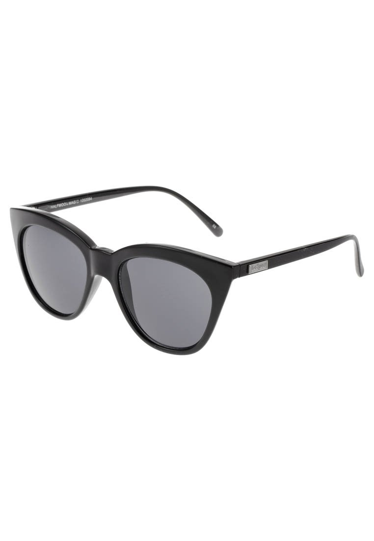 Le Specs - HALFMOON MAGIC - Sluneční brýle - black