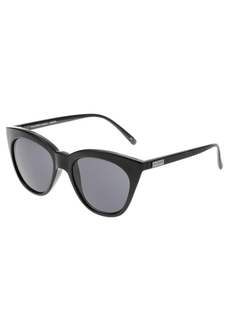 Le Specs - HALFMOON MAGIC - Zonnebril - black