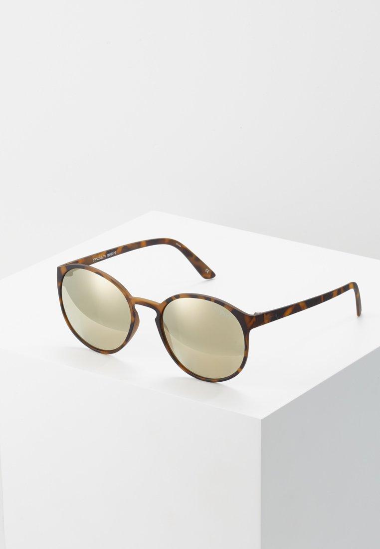 Le Specs - SWIZZLE (LE TOUGH) - Lunettes de soleil - matte tortoise