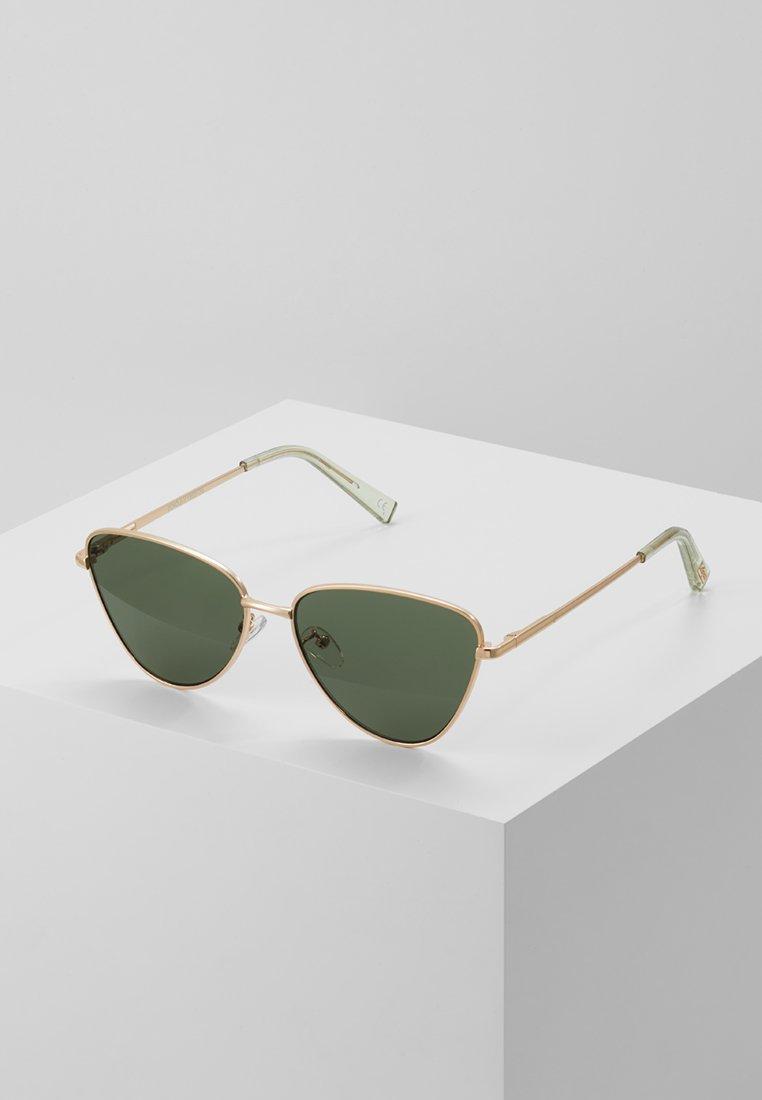 Le Specs - ECHO - Zonnebril - matte gold-coloured/ khaki