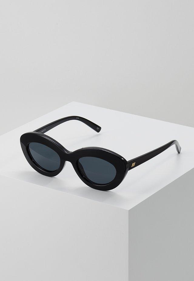FLUXUS - Aurinkolasit - black/ smoke