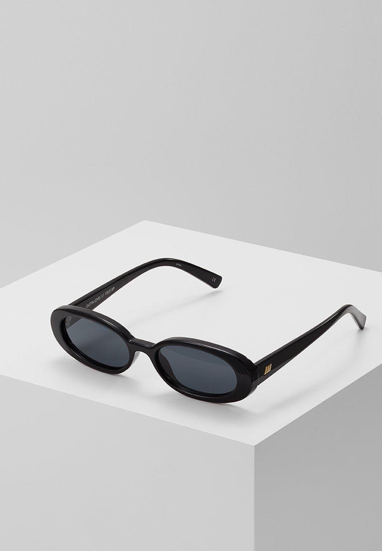 Le Specs - OUTTA LOVE - Lunettes de soleil - black