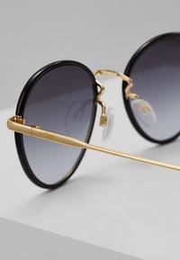 Le Specs - ZEPHYR DELUXE - Sonnenbrille - black - 2