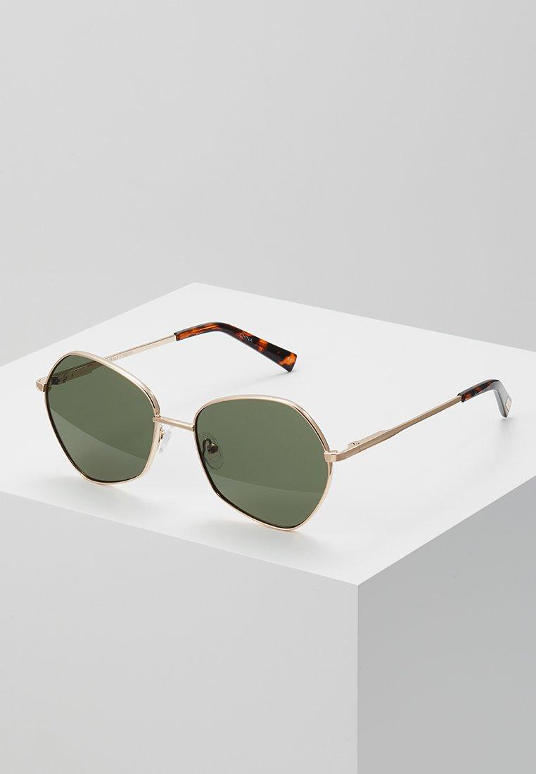 Le Specs - ESCADRILLE - Zonnebril - bright gold
