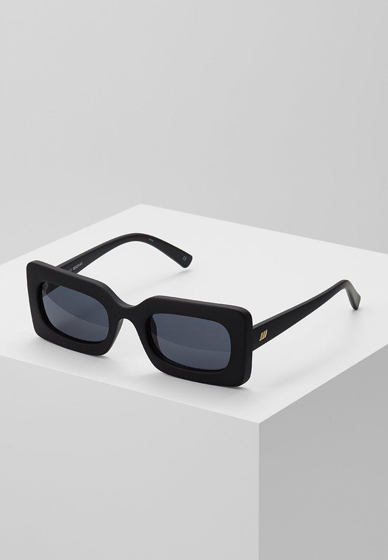 Le Specs - DAMN - Sluneční brýle - matte black