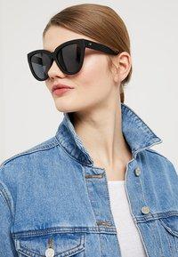 Le Specs - LIAR LAIR - Sluneční brýle - black - 1