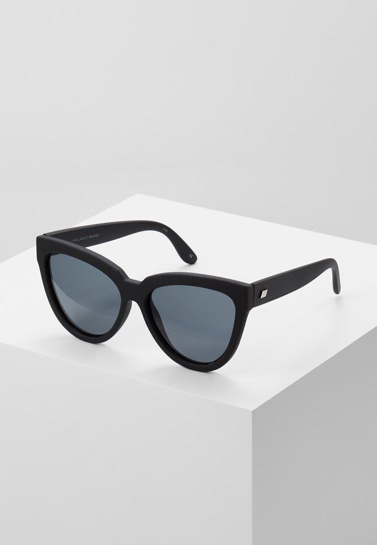 Le Specs - LIAR LAIR - Sluneční brýle - black
