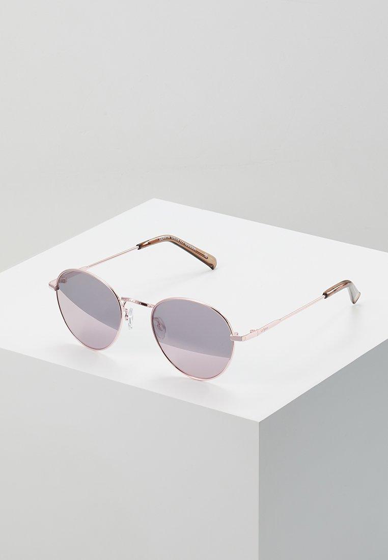 Le Specs - ZEPHYR DEUX - Lunettes de soleil - rose gold-coloured