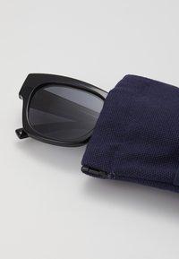 Le Specs - ROCKY - Sluneční brýle - black - 3