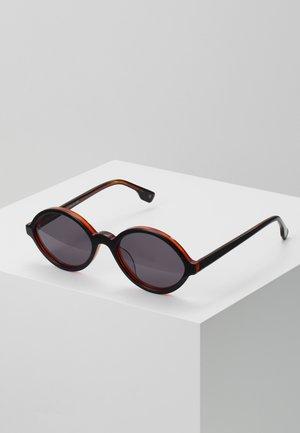 IMPROMTUS - Sluneční brýle - black/honey