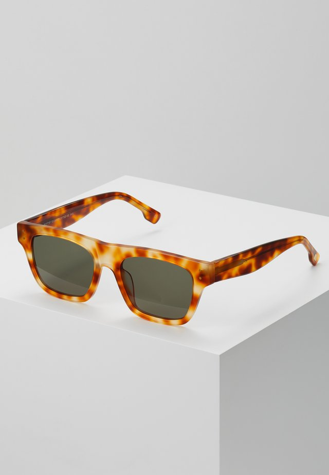 MOTIF - Sunglasses - butterscotch tort