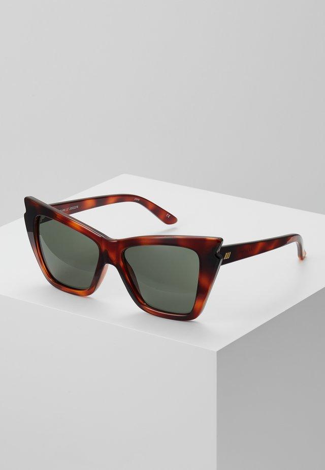 RAPTURE - Okulary przeciwsłoneczne - toffee tort