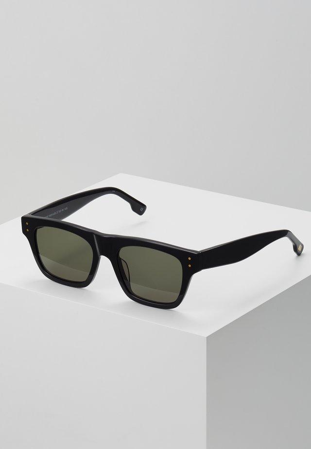 MOTIF - Okulary przeciwsłoneczne - black