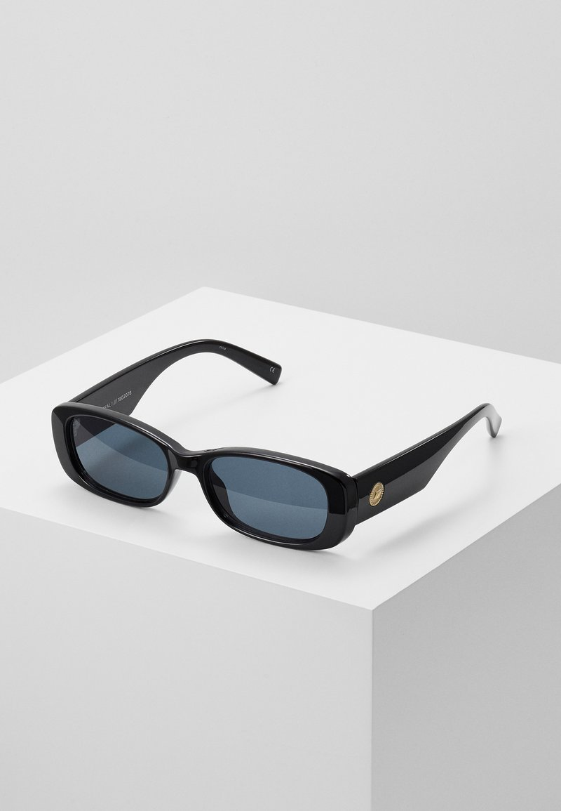 Le Specs - UNREAL! - Aurinkolasit - shiny black