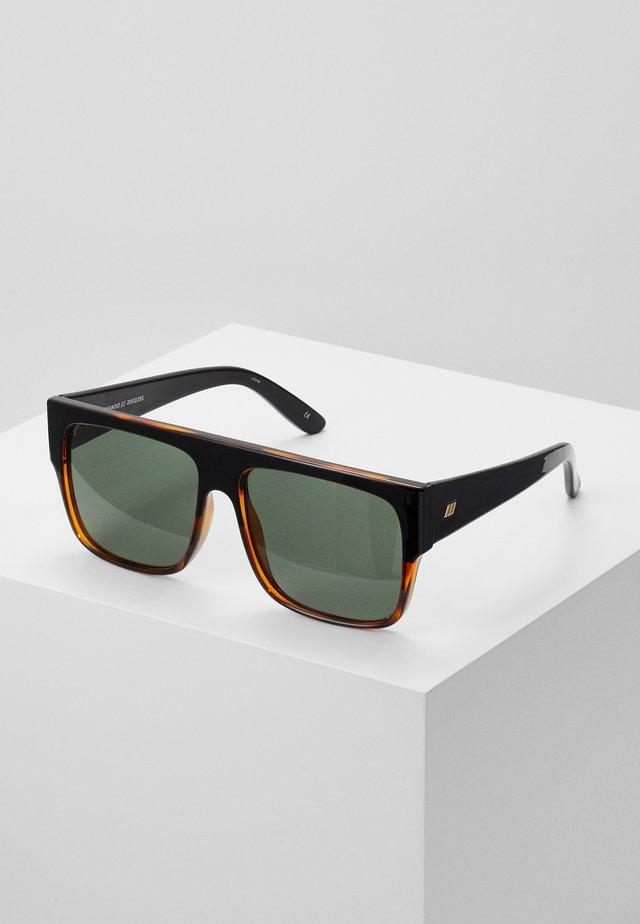 BRAVADO - Okulary przeciwsłoneczne - black/tort splice