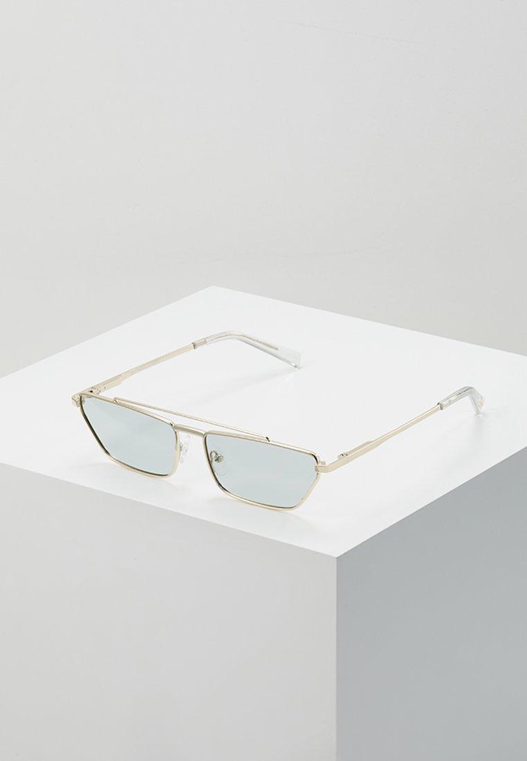 Le Specs - ELECTRICOOL - Aurinkolasit - gold-coloured