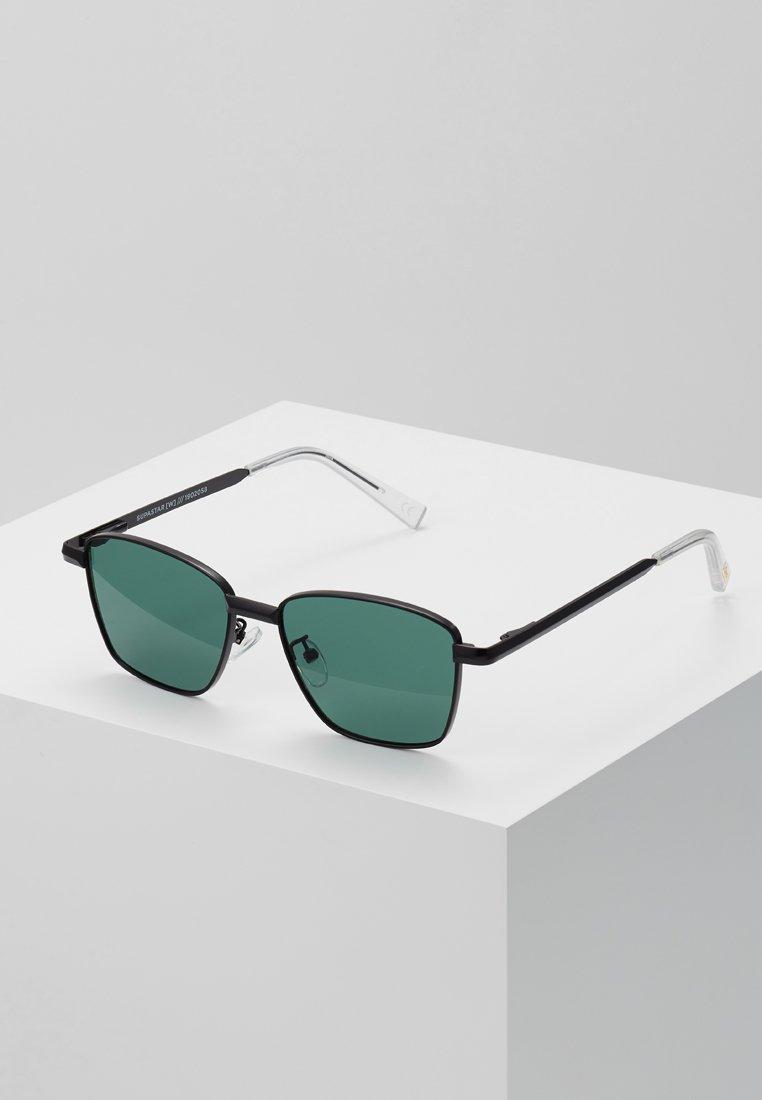 Le Specs - SUPASTAR - Zonnebril - matte black