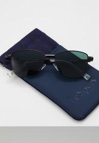 Le Specs - SUPASTAR - Solbriller - matte black - 2