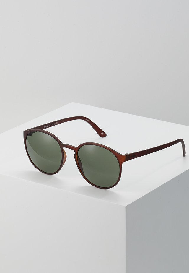 SWIZZLE LE THOUGH - Sunglasses - matte copper