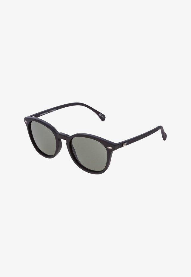 BANDWAGON - Sluneční brýle - black rubber