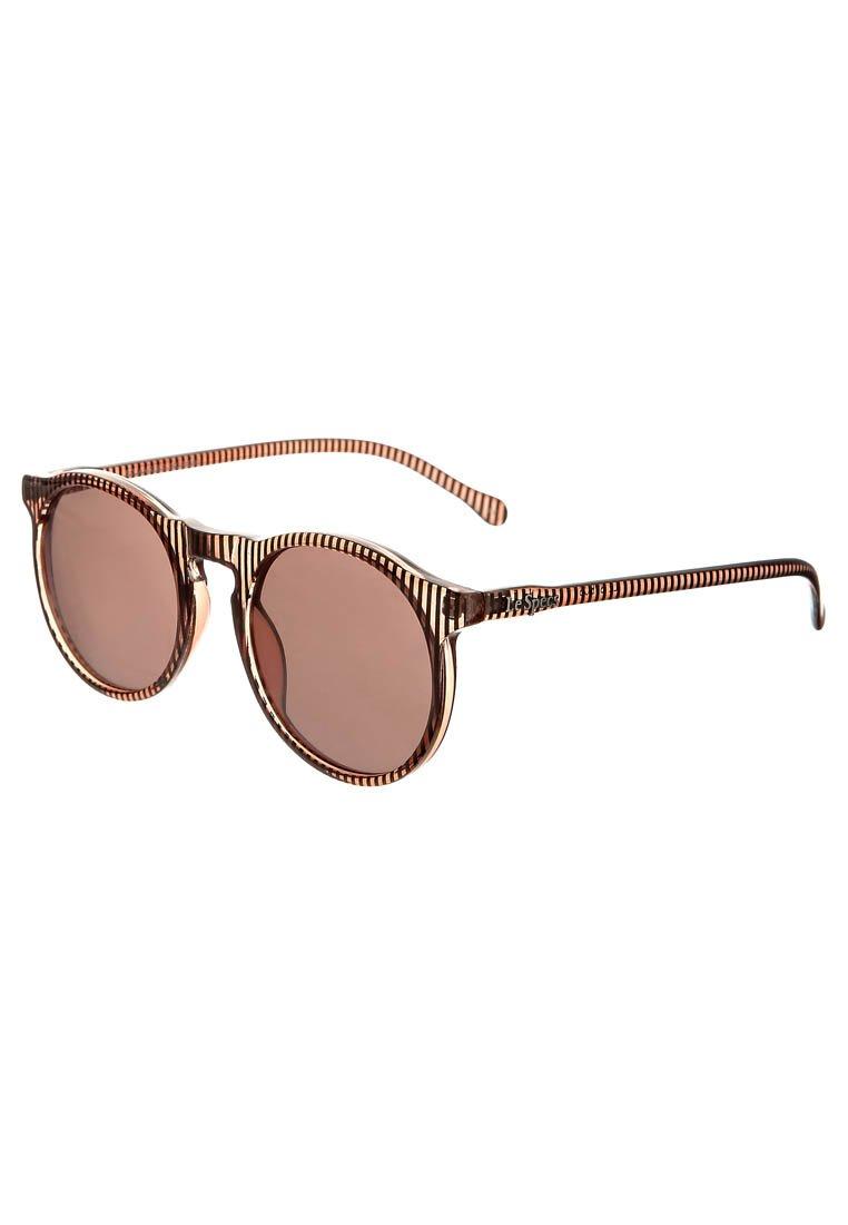 Le Specs - BOJANGLES - Zonnebril - brown stripe