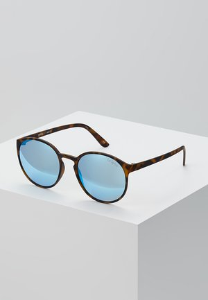 SWIZZLE LE TOUGH - Solglasögon - brown
