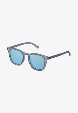NO BIGGIE - Okulary przeciwsłoneczne - slate