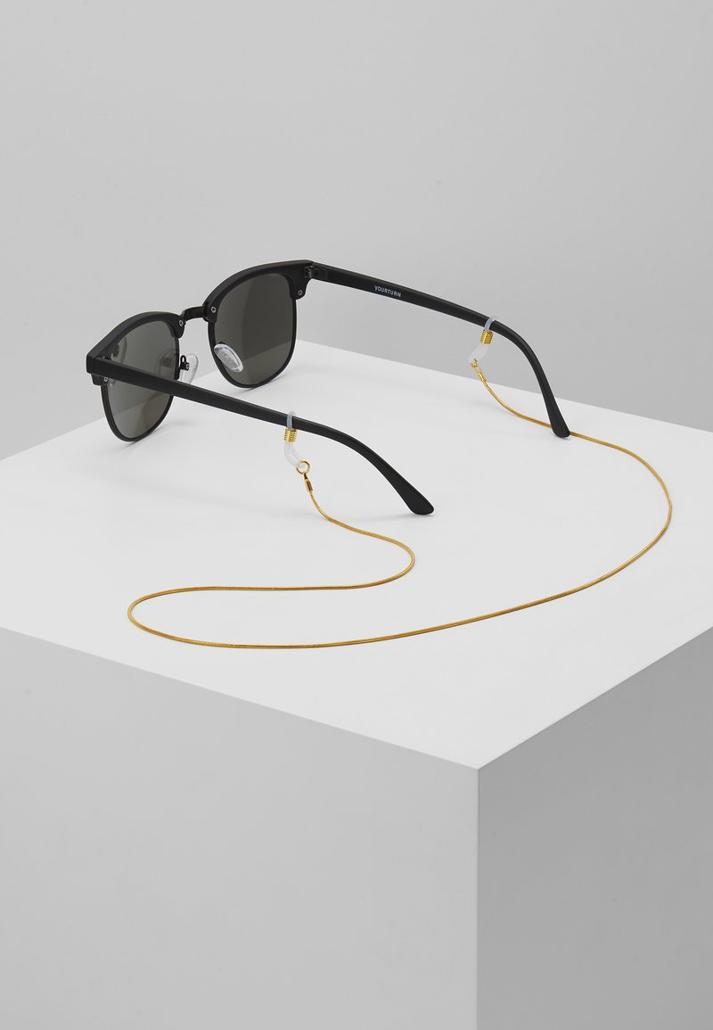 Le Specs - GOLD NECK CHAIN - Andet - gold-coloured