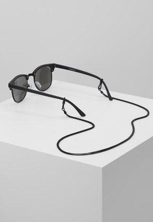 CHUNKY BLACK CHAIN - Accessoires - Overig - black