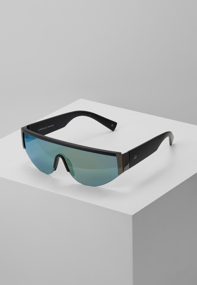 VIPER - Sunglasses - black