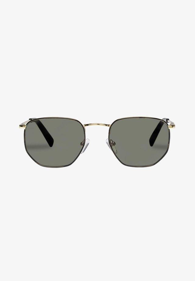 ALTO - Sunglasses - gold/black