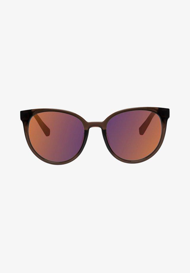 ARMADA - Sunglasses - peach mirror