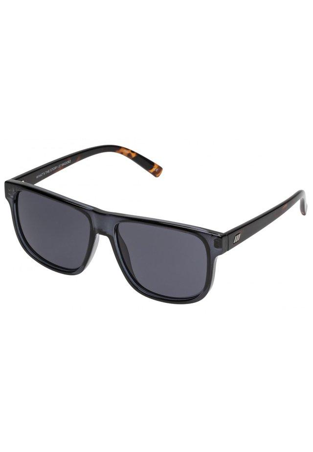 WHAT'S THE STORY - Sunglasses - iron/tort