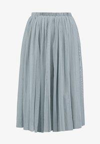 Lace & Beads - VAL SKIRT - Áčková sukně - teal - 6