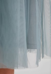 Lace & Beads - VAL SKIRT - A-linjekjol - teal - 5