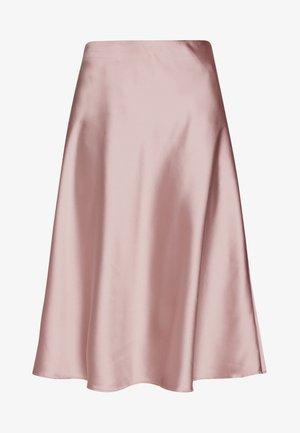SOPHIE SKIRT - A-line skjørt - pink champange