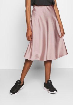 SOPHIE SKIRT - A-linjainen hame - pink champange