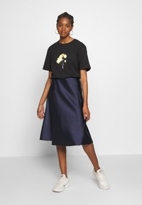 Lace & Beads - SOPHIE SKIRT - A-line skirt - navy - 1