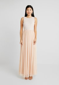 Lace & Beads - PICASSO MAXI - Galajurk - nude - 0