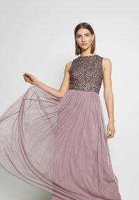 Lace & Beads - PICASSO MAXI - Iltapuku - purple - 3