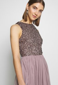 Lace & Beads - PICASSO MAXI - Iltapuku - purple - 4