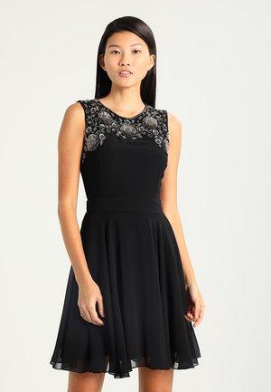 ASHA SKATER - Robe de soirée - black